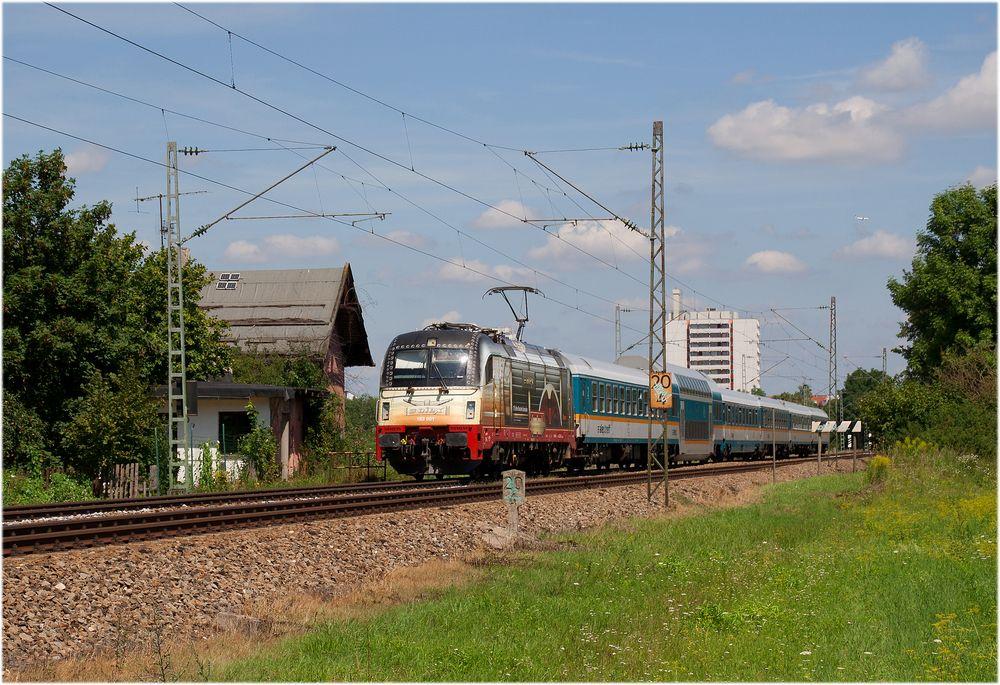 175 Jahre Deutsche Eisenbahn...