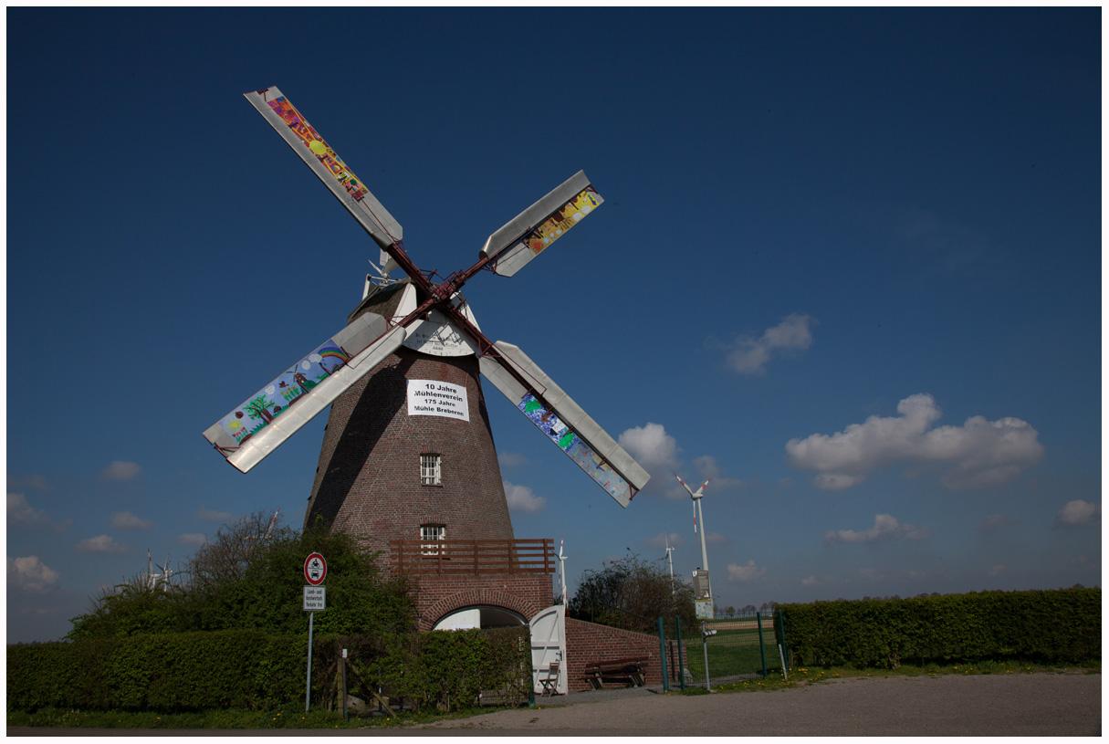 175 Jahre Windmühle