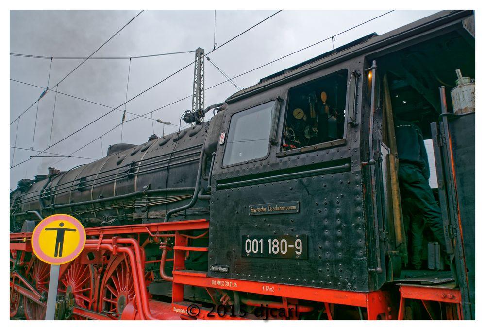 175 Jahren Ferneisenbahn Augsburg – München - 10