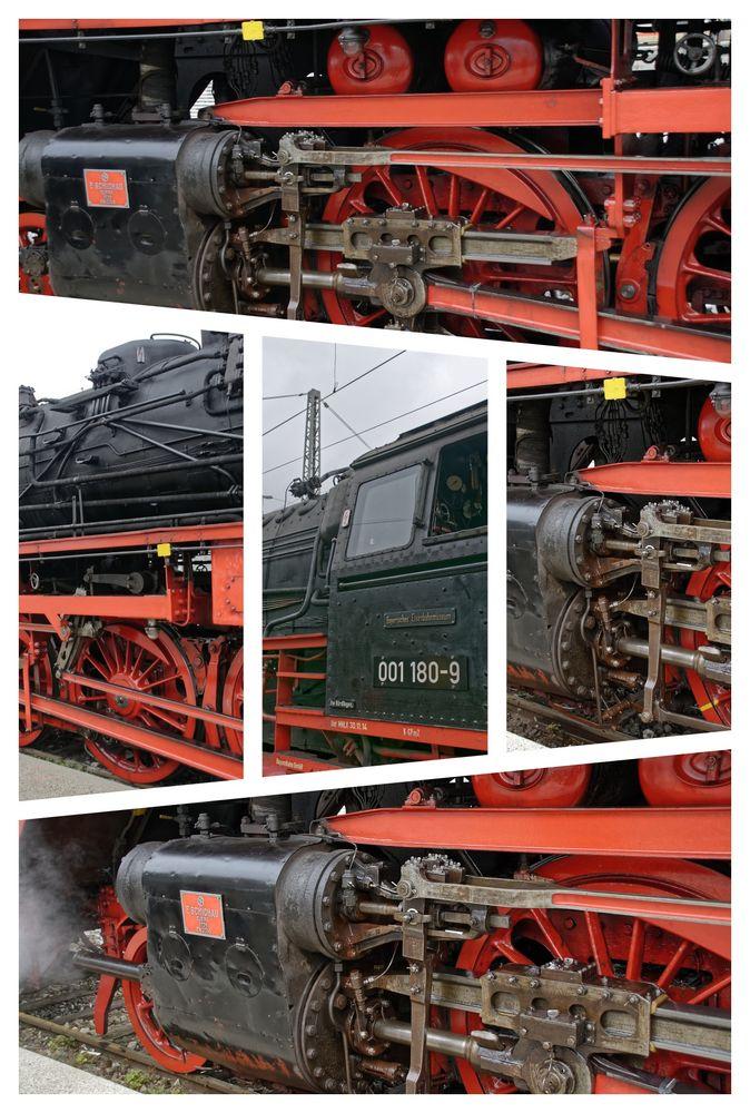 175 Jahren Ferneisenbahn Augsburg – München - 12
