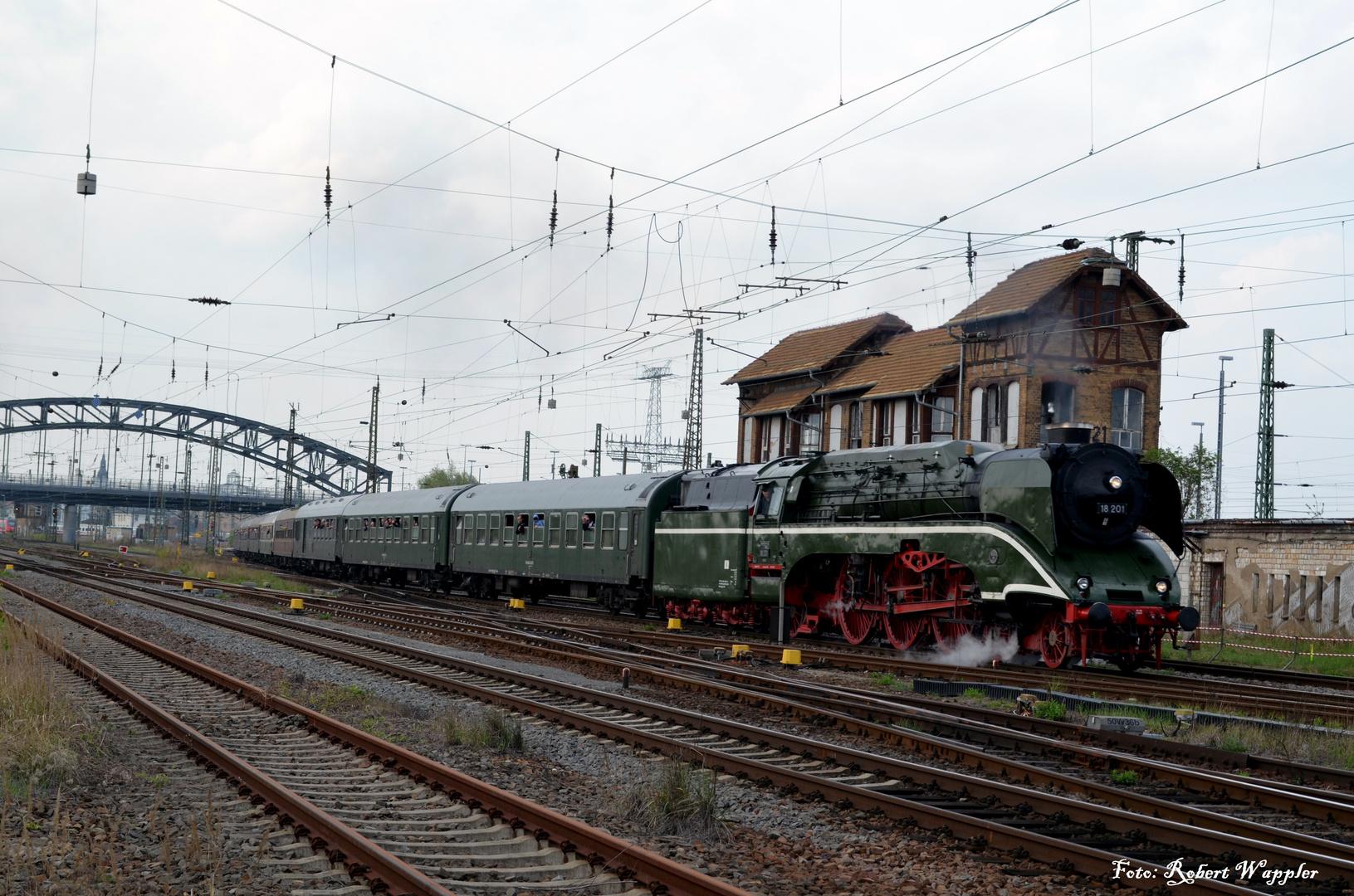 18 201 der Deutschen Reichsbahn