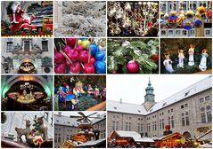 (18 Dezember)  Weihnachtsdorf Residenz
