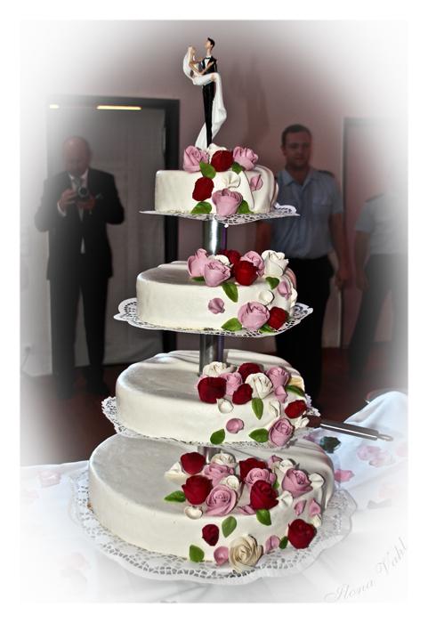 18 Die Hochzeitstorte Foto Bild Hochzeit Menschen Bilder Auf