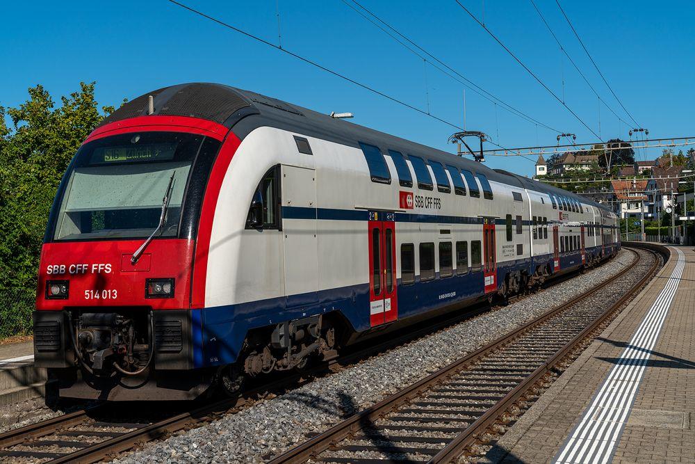 18-mal S-Bahn