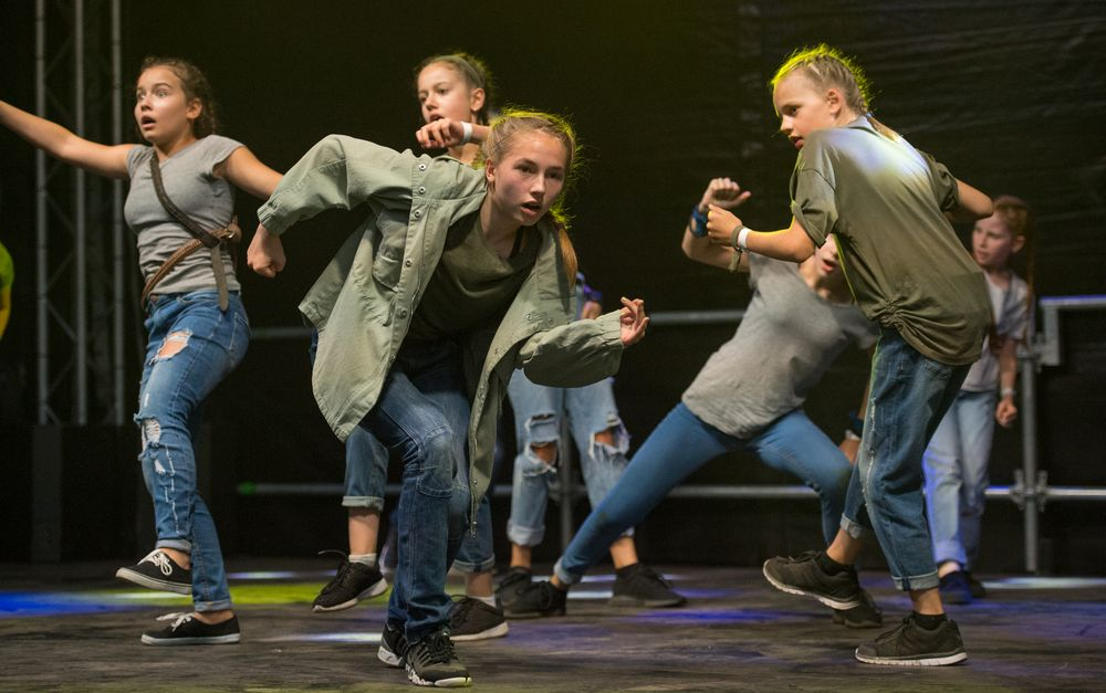 18. Offenen Fränkische Meisterschaft in HippHop- und Streetdance