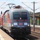 182 016-6 mit S 1 nach Bad Schandau