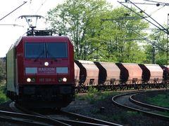 185 308 am Abzw. Rauschwald bei Hanau