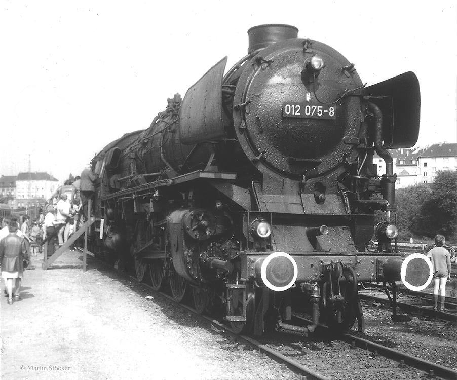 18.5.1974 in Solingen Hbf