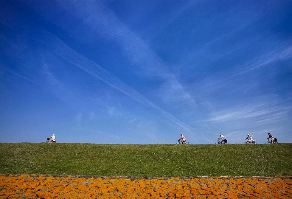 19 Grad Sylt 37 Grad München Foto Bild Landschaft