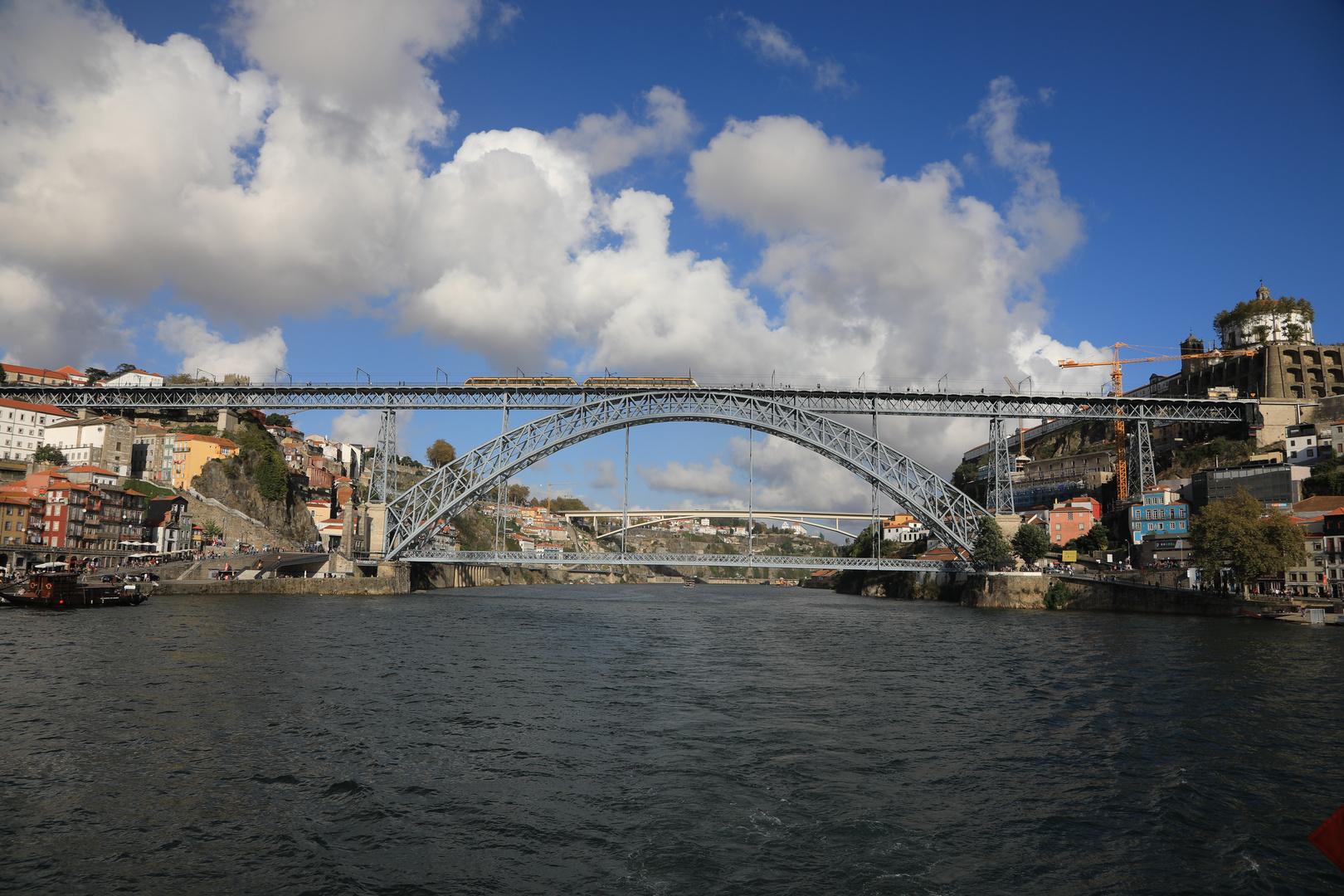1910 Ponte D. Luis in PORTO