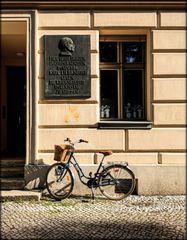 1914 - Gedenktafel in Potsdam
