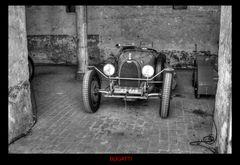 1926 Bugatti Typ T35,