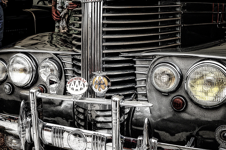 1930's Pontiac