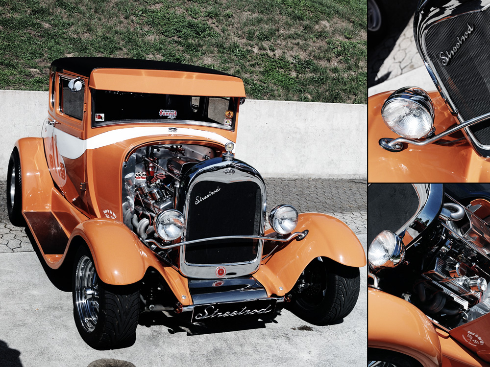 1932 Ford Coupé - Streetrod -