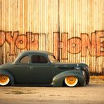 1938 Ford Coupe 81A Hot Rod