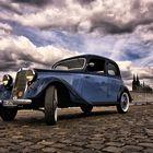 1939er Mercedes 170 V