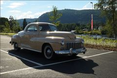 1946 Dodge Business Coupe