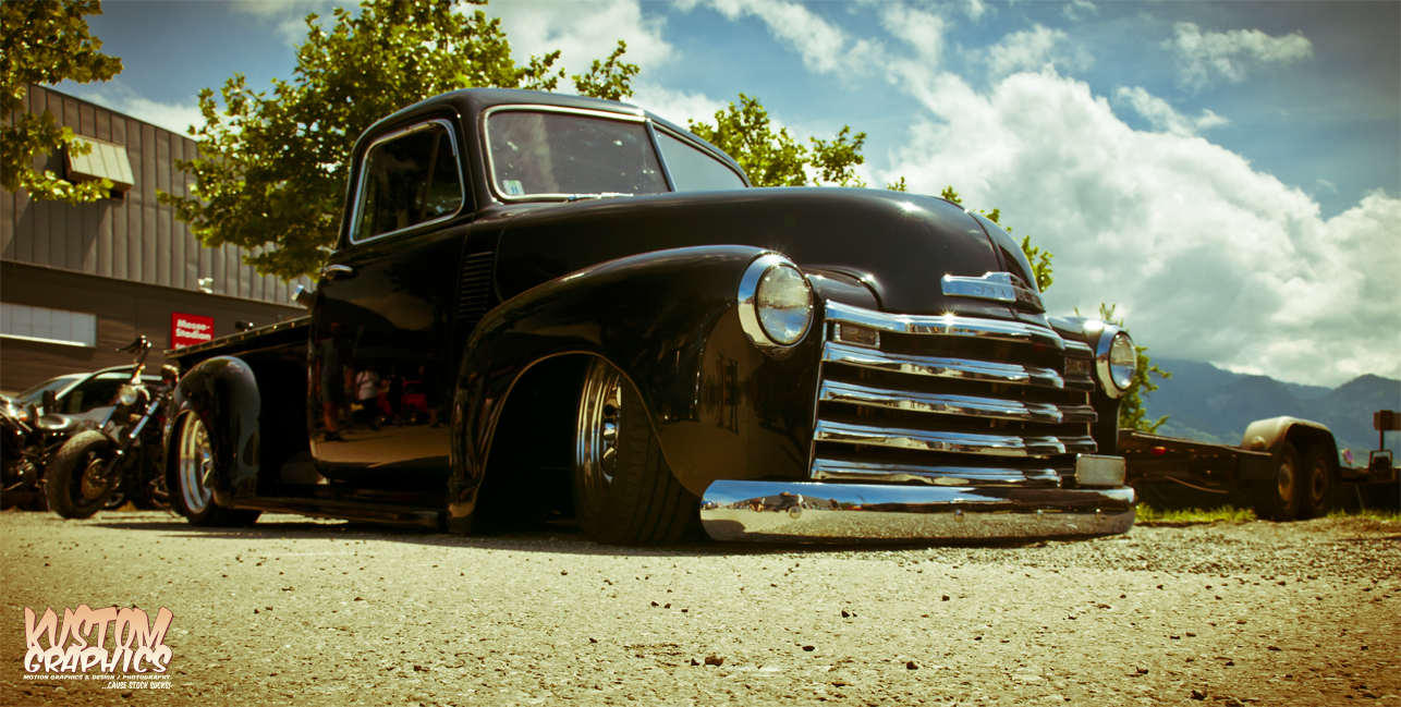 1950 Chevrolet Pick Up Truck
