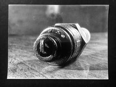 1954,die Zündkerze.