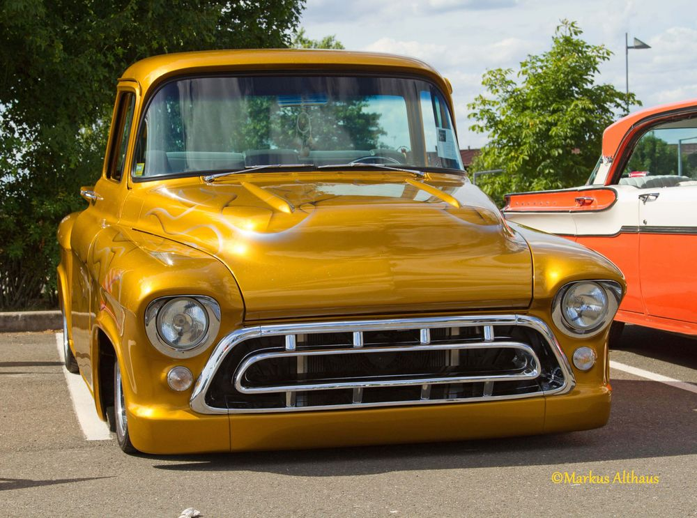 1957 Chevy Stepside Pickup