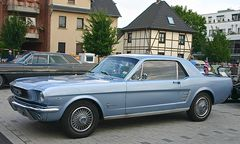 1964 - 2014 - 50 Jahre Ford Mustang 01