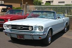 1964 - 2014 - 50 Jahre Ford Mustang 02