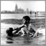 1966 Sommerfreuden am Rhein bei Köln -18-