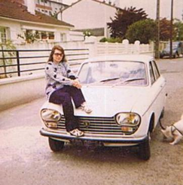 1971 - 204 Peugeot