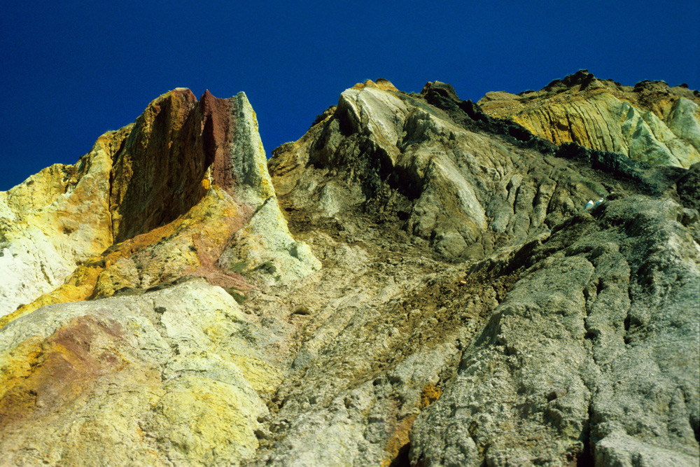 1978: The coloured Sands oh Wight
