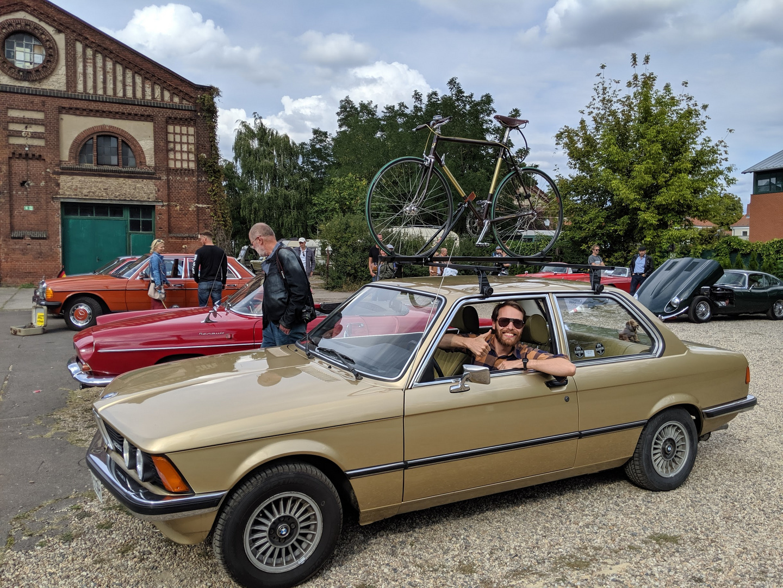 1979 BMW E21 320/6 Berlin Original