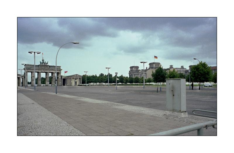 1979 Brandenburger Tor