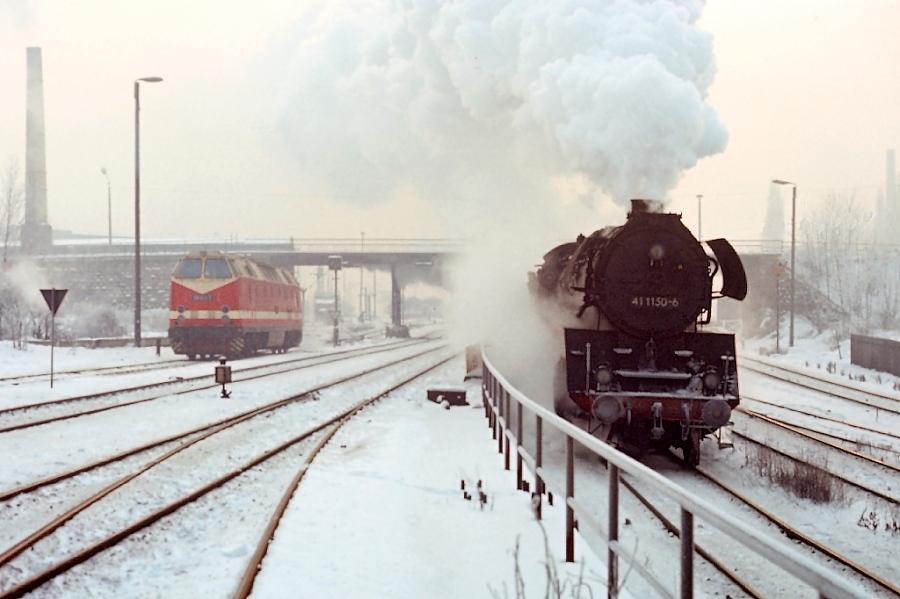 1981 drei Tage vor Weihnachten .......