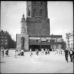 1985, Marktplatz