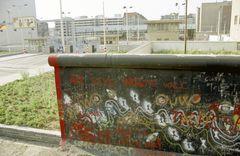 1986 Berliner Mauer 11