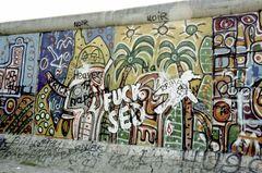 1986 Berliner Mauer 13