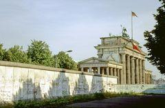 1986 Berliner Mauer 2