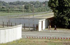 1986 Berliner Mauer 21