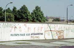 1986 Berliner Mauer 3