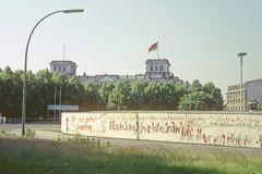 1986 Berliner Mauer 4