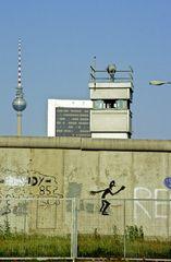 1986 Berliner Mauer 8