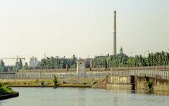 1986 Berliner Mauer 9