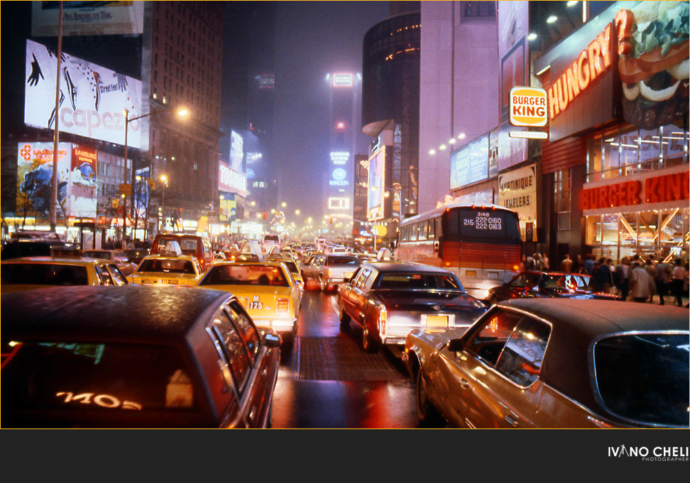 1986 - New York - Traffic (reload)