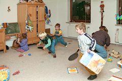 1992 Kindergeburtstag