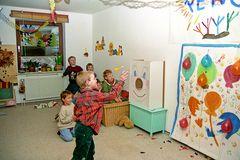 1995 Kindergeburtstag