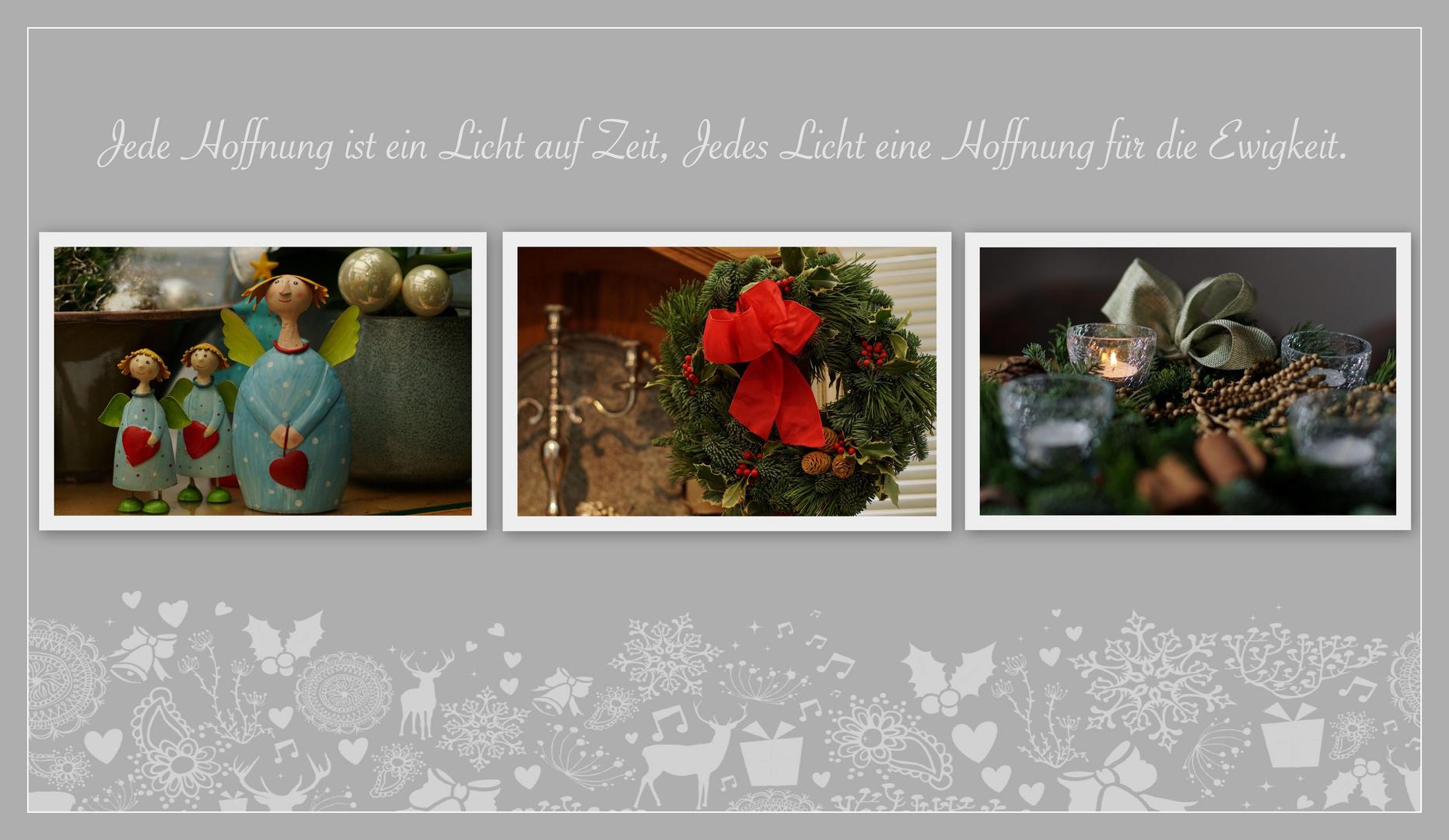 1 advent foto bild karten weihnachten spezial bilder. Black Bedroom Furniture Sets. Home Design Ideas