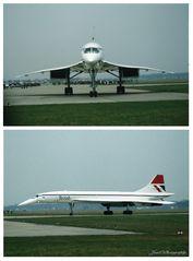 1.Concorde Landung ...