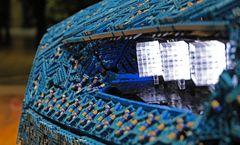 1DX_7208  Chiron  LEGO Scheinwerfer Details  *