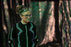 1DX_8252   Die Brille - in Grün ;-)
