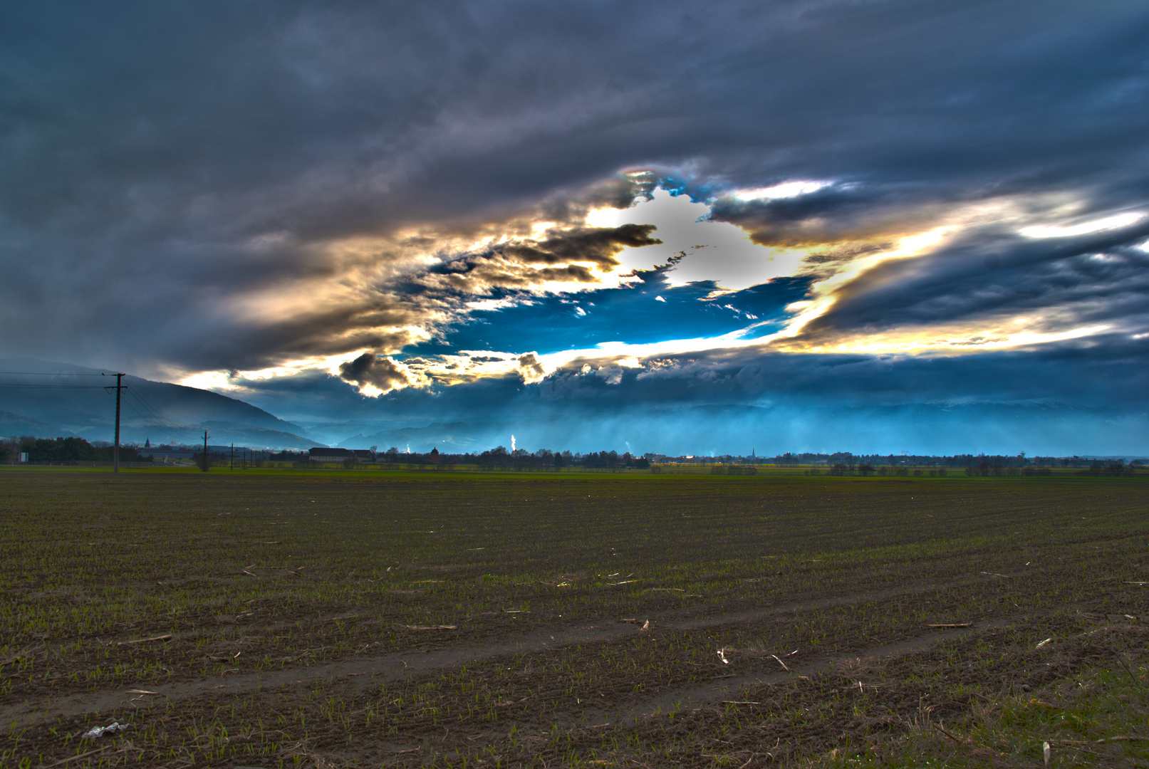 1st HDR try