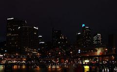 1st night in Sydney